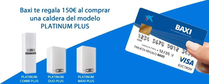 promo 150 euros baxi