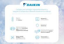 ahorro calefacción daikin